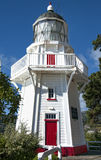 Akaroa Lighthouse Royalty Free Stock Photography
