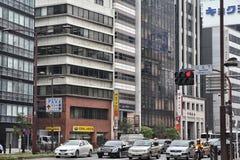 Akasaka, Tokio Foto de archivo
