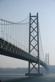 Akashi-Brücke Stockfotografie