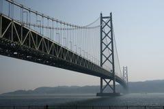Akashi-Brücke Stockbild