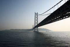 Akashi-Brücke Stockbilder