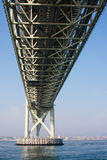 Akashi bridge Stock Image