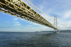 Akashi Bridge Royalty Free Stock Photos