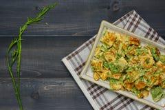 Akazie Pennata-Omelett Stockbild