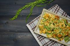 Akazie Pennata-Omelett Lizenzfreies Stockbild