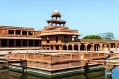 akbar budujący fatehpur ind sikri Zdjęcie Stock