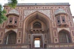Akbar ` s grobowiec, Sikandara, Agra, India Zdjęcie Royalty Free