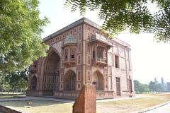 Akbar ` s grobowiec, Sikandara, Agra, India Obraz Stock