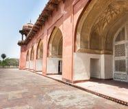 Akbar's tomb, Agra, India Stock Image