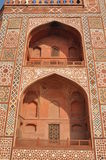 Akbar's Tomb at Sikandra. (Agra) in India Stock Images