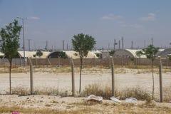Akcakale Syrian  refugee camp Stock Photo