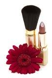 akcesoriów kosmetyków gerber menchie Zdjęcie Royalty Free