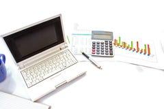akcesoria biznesowi Fotografia Stock