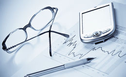 akcesoria biznesowi obraz stock