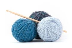 akcesoria crochet Fotografia Royalty Free