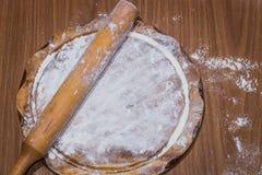 Akcesoria dla przygotowania ciasto Zdjęcie Royalty Free