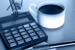 akcesoria interesu kawy Fotografia Royalty Free