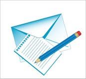 akcesoria opłata pocztowa Zdjęcie Royalty Free