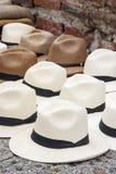 Akcesorium - kapelusze Obraz Stock