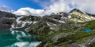 Akchan jezioro zdjęcia stock