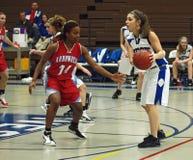 akci koszykówka Fotografia Royalty Free
