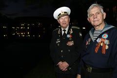 akci pamięci patriotyczna zegarka młodość Zdjęcia Royalty Free