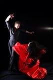 akcja tancerz Fotografia Royalty Free