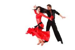 akcja tancerze obraz royalty free