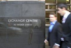 akcje maklera Zdjęcie Stock