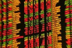 akcje rynku obrazy stock