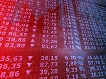 akcje rynku Zdjęcia Stock