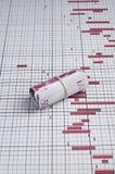 akcje wymiany Fotografia Stock