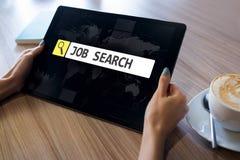 Akcydensowa rewizja, zatrudnienie, rekrutacja i HR zarządzania pojęcie, zdjęcia stock