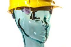 Akcydensowy automatyzacja pracownik budowlany fotografia royalty free