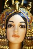 Akcyjna fotografia - portret Cleopatra Fotografia Stock