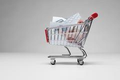 Akcyjna zakup fotografia Zdjęcie Stock