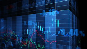 Akcyjny Market_065 zbiory wideo