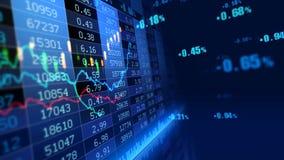 Akcyjny Market_072 royalty ilustracja
