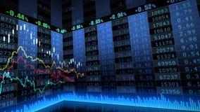 Akcyjny Market_068 ilustracja wektor