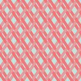 Akcyjny Wektorowy Geometryczny tło Czerwonawych purpur Bezszwowy wzór Zdjęcie Royalty Free