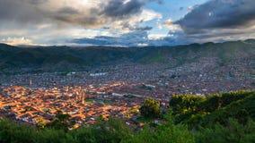 Akcyjny wizerunek krajobraz Peru zdjęcie stock