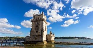 Akcyjny wizerunek linia horyzontu Lisbon, Portugalia fotografia royalty free