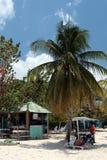 Akcyjny wizerunek plaże przy Negril, Jamajka obraz stock