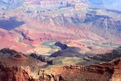 Akcyjny wizerunek Uroczystego jaru park narodowy, usa Obraz Stock