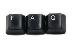 aked вопросы стоковое изображение