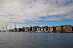 Aker Brygge Royalty Free Stock Image