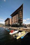 Aker Brygge Photo stock