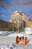 Akers fortress, Oslo Stock Photography