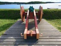 Akershus堡垒 免版税库存照片