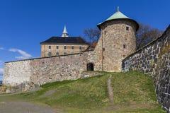 Akershus Festning Στοκ φωτογραφία με δικαίωμα ελεύθερης χρήσης